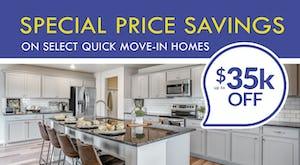 $35k Special Price Savings