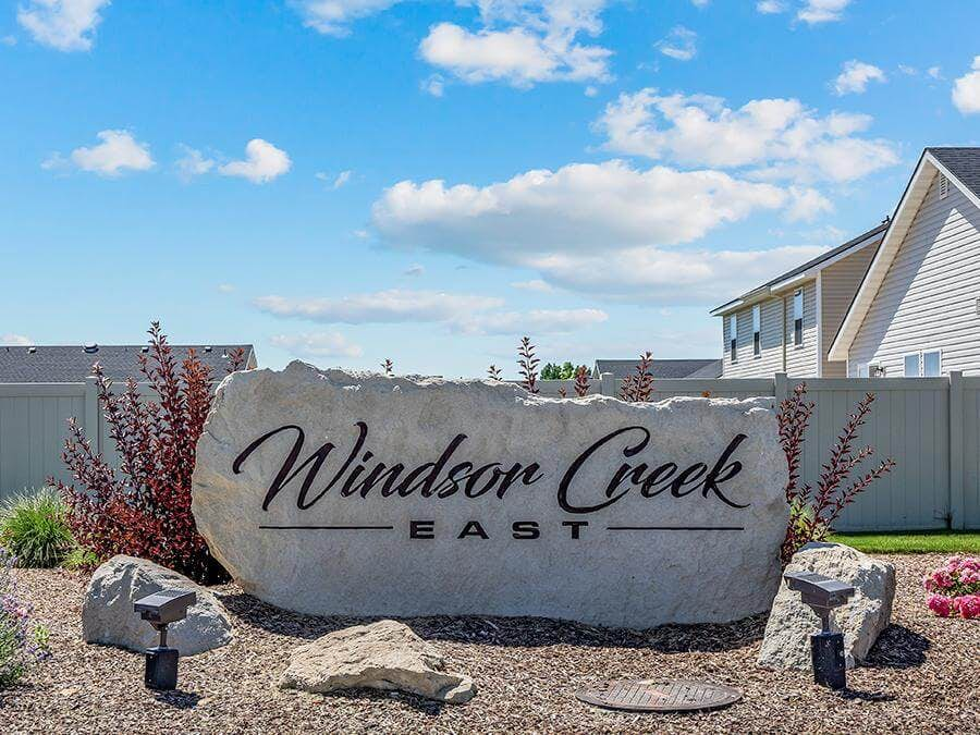 Windsor Creek East